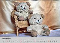 TEDDYBÄR, OH TEDDYBÄR... (Wandkalender 2019 DIN A2 quer) - Produktdetailbild 2