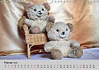 TEDDYBÄR, OH TEDDYBÄR... (Wandkalender 2019 DIN A4 quer) - Produktdetailbild 2