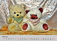 TEDDYBÄR, OH TEDDYBÄR... (Wandkalender 2019 DIN A4 quer) - Produktdetailbild 6