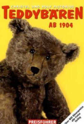 Teddybären ab 1904, Christel Pistorius, Rolf Pistorius