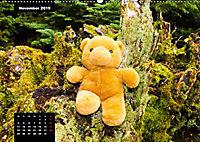 Teddys in AktionCH-Version (Wandkalender 2019 DIN A2 quer) - Produktdetailbild 11