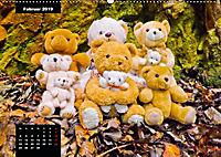Teddys in AktionCH-Version (Wandkalender 2019 DIN A2 quer) - Produktdetailbild 2