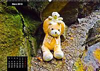 Teddys in AktionCH-Version (Wandkalender 2019 DIN A2 quer) - Produktdetailbild 3