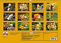 Teddys in AktionCH-Version (Wandkalender 2019 DIN A2 quer) - Produktdetailbild 13