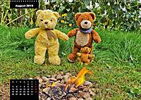 Teddys in AktionCH-Version (Wandkalender 2019 DIN A2 quer) - Produktdetailbild 8