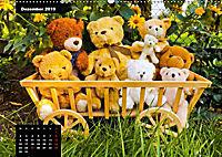 Teddys in AktionCH-Version (Wandkalender 2019 DIN A2 quer) - Produktdetailbild 12