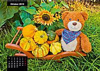 Teddys in AktionCH-Version (Wandkalender 2019 DIN A2 quer) - Produktdetailbild 10