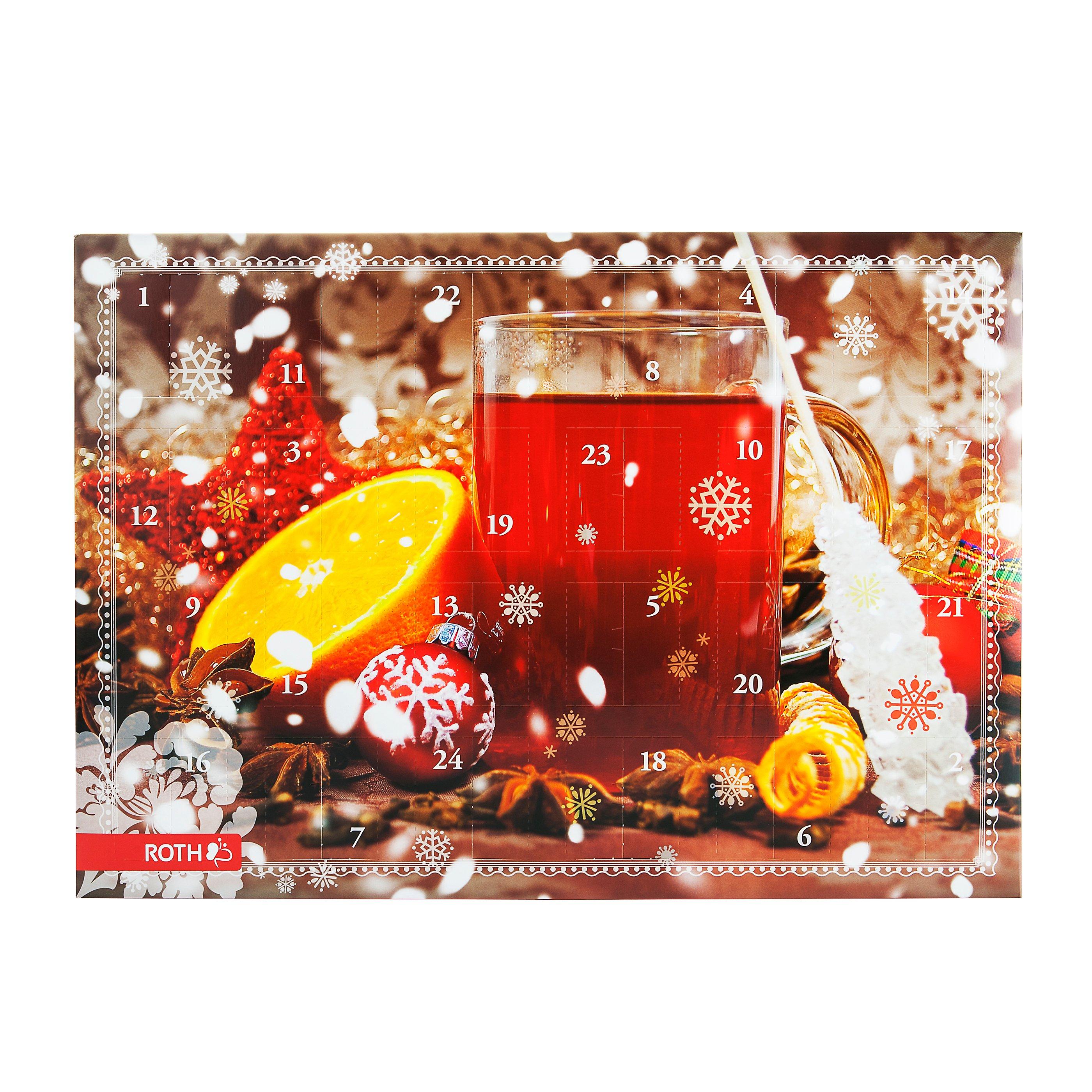 Weihnachtskalender Tee.Tee Adventskalender Tee Wohlfühlmomente Kalender Bestellen