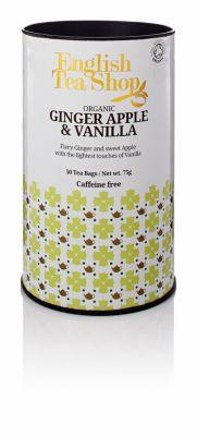Teedose Ginger Apple & Vanilla, inkl. 50 Teebeutel