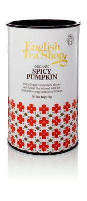 Teedose Spicy Pumpkin inkl. 50 Teebeutel