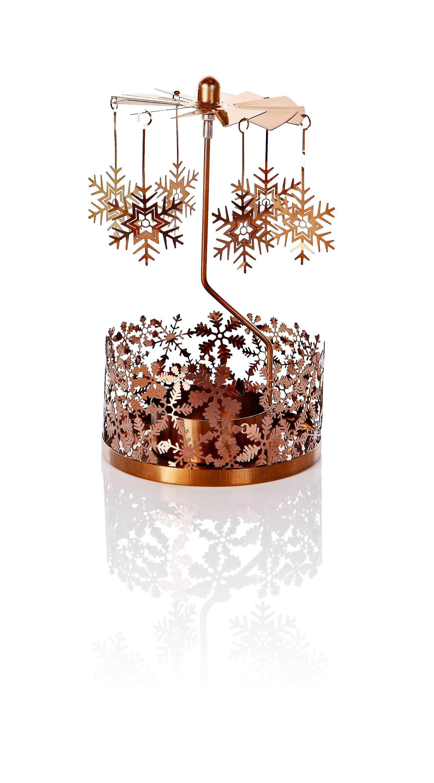 Teelicht Karussell Kupferfarben Jetzt Bei Weltbildde Bestellen