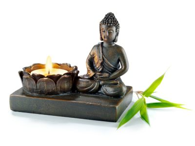 Teelichthalter buddha jetzt bei bestellen for Buddha bestellen