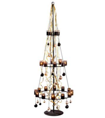 teelichthalter christbaum jetzt bei bestellen. Black Bedroom Furniture Sets. Home Design Ideas