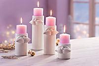"Teelichthalter ""Claus"", 4er-Set - Produktdetailbild 1"