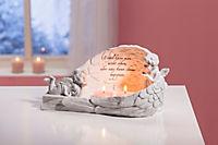 "Teelichthalter ""Engelsflügel"" - Produktdetailbild 1"
