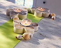 """Teelichtkette """"Blumen"""" - Produktdetailbild 1"""