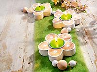 """Teelichtkette """"Blumen"""" - Produktdetailbild 2"""