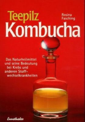 teepilz kombucha buch jetzt bei online bestellen. Black Bedroom Furniture Sets. Home Design Ideas
