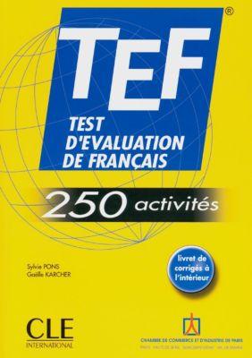 TEF 250 activités, Livre de l'élève