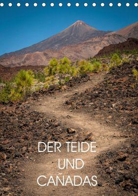 Teide und Cañadas (Tischkalender 2019 DIN A5 hoch), Raico Rosenberg