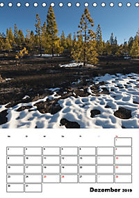 Teide und Cañadas (Tischkalender 2019 DIN A5 hoch) - Produktdetailbild 12