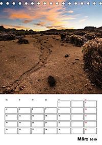 Teide und Cañadas (Tischkalender 2019 DIN A5 hoch) - Produktdetailbild 3