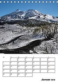 Teide und Cañadas (Tischkalender 2019 DIN A5 hoch) - Produktdetailbild 1
