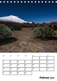 Teide und Cañadas (Tischkalender 2019 DIN A5 hoch) - Produktdetailbild 2
