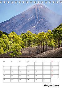 Teide und Cañadas (Tischkalender 2019 DIN A5 hoch) - Produktdetailbild 8