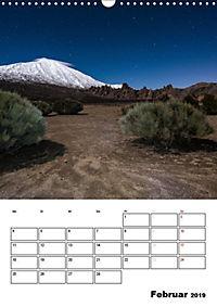 Teide und Cañadas (Wandkalender 2019 DIN A3 hoch) - Produktdetailbild 2
