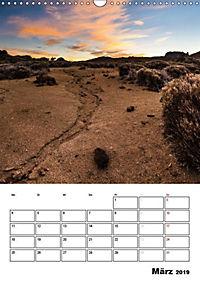 Teide und Cañadas (Wandkalender 2019 DIN A3 hoch) - Produktdetailbild 3