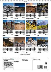 Teide und Cañadas (Wandkalender 2019 DIN A3 hoch) - Produktdetailbild 13