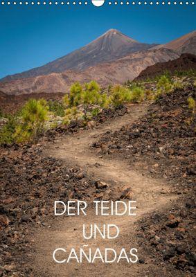 Teide und Cañadas (Wandkalender 2019 DIN A3 hoch), Raico Rosenberg