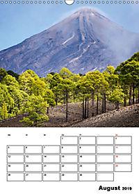 Teide und Cañadas (Wandkalender 2019 DIN A3 hoch) - Produktdetailbild 8