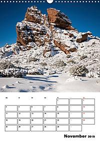 Teide und Cañadas (Wandkalender 2019 DIN A3 hoch) - Produktdetailbild 11
