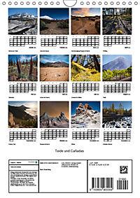 Teide und Cañadas (Wandkalender 2019 DIN A4 hoch) - Produktdetailbild 13
