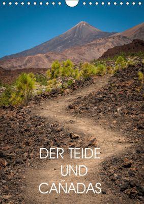 Teide und Cañadas (Wandkalender 2019 DIN A4 hoch), Raico Rosenberg