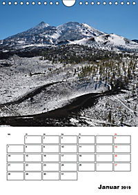 Teide und Cañadas (Wandkalender 2019 DIN A4 hoch) - Produktdetailbild 1