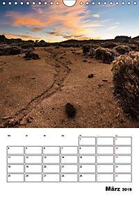 Teide und Cañadas (Wandkalender 2019 DIN A4 hoch) - Produktdetailbild 3