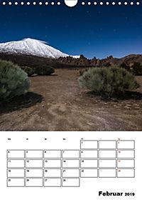 Teide und Cañadas (Wandkalender 2019 DIN A4 hoch) - Produktdetailbild 2