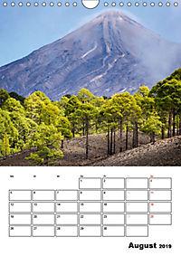 Teide und Cañadas (Wandkalender 2019 DIN A4 hoch) - Produktdetailbild 8