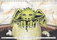 TEIFION Das Leben eines Drachenbabys (Wandkalender 2019 DIN A4 quer) - Produktdetailbild 1