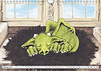 TEIFION Das Leben eines Drachenbabys (Wandkalender 2019 DIN A4 quer) - Produktdetailbild 2