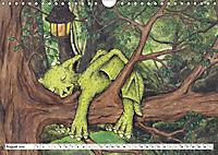 TEIFION Das Leben eines Drachenbabys (Wandkalender 2019 DIN A4 quer) - Produktdetailbild 8