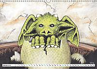 TEIFION Das Leben eines Drachenbabys (Wandkalender 2019 DIN A3 quer) - Produktdetailbild 1