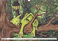 TEIFION Das Leben eines Drachenbabys (Wandkalender 2019 DIN A3 quer) - Produktdetailbild 8
