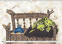 TEIFION Das Leben eines Drachenbabys (Wandkalender 2019 DIN A3 quer) - Produktdetailbild 3