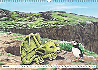 TEIFION Das Leben eines Drachenbabys (Wandkalender 2019 DIN A3 quer) - Produktdetailbild 6