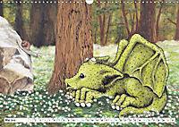 TEIFION Das Leben eines Drachenbabys (Wandkalender 2019 DIN A3 quer) - Produktdetailbild 5
