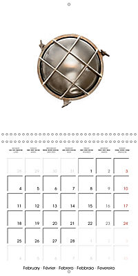 TEL AVIV modern architecture in detail (Wall Calendar 2019 300 × 300 mm Square) - Produktdetailbild 2